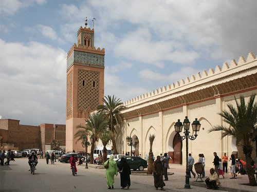 Mosquee El Mansour