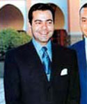 Moulay Rachid frère du roi Mohammed VI